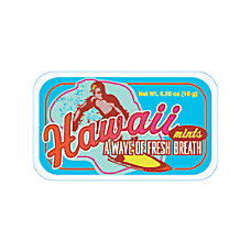 AmuseMints Destination Mint Candy Hawaii Surfer