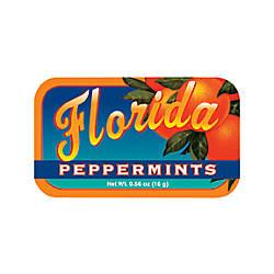 AmuseMints Destination Mint Candy Florida Peppermints