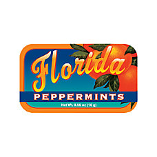 AmuseMints Destination Mint Candy Florida Peppermints