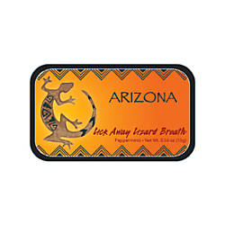 AmuseMints Destination Mint Candy Arizona Lizard