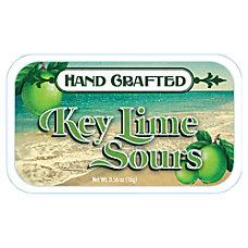 AmuseMints Fruit Sours Key Lime 056