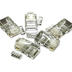 C2G RJ45 Cat5E Modular Plug with