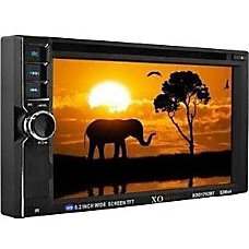 XOVision XOD1752BT Car DVD Player 62