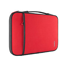 Belkin Notebook sleeve 11 red