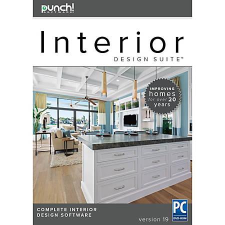Punch Interior Design v19 for PC, Download Version