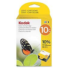 Kodak Color Ink Cartridge 10C