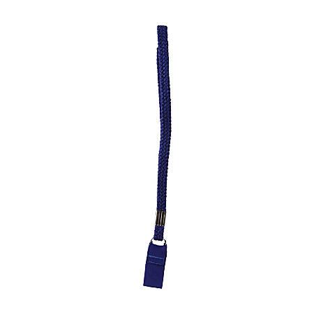 "Switch Sticks® Replacement Cane Wrist Strap, 11""H X 3/4""W X 1/4""D, Blue"