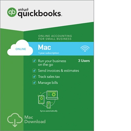 QuickBooks Online For Mac Download Version By Office Depot - Download quickbooks products