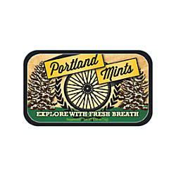 AmuseMints Destination Mint Candy Portland Bike