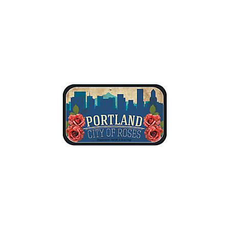 AmuseMints® Destination Mint Candy, Portland Roses, 0.56 Oz, Pack Of 24
