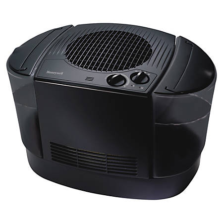 Honeywell Top-Fill Console Cool Mist Humidifier, Black