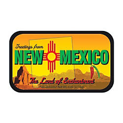 AmuseMints Destination Mint Candy New Mexico
