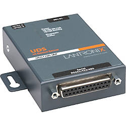Lantronix 1 Port Serial RS232 RS422