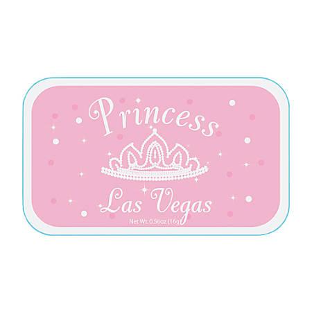 AmuseMints® Destination Mint Candy, Las Vegas Princess, 0.56 Oz, Pack Of 24