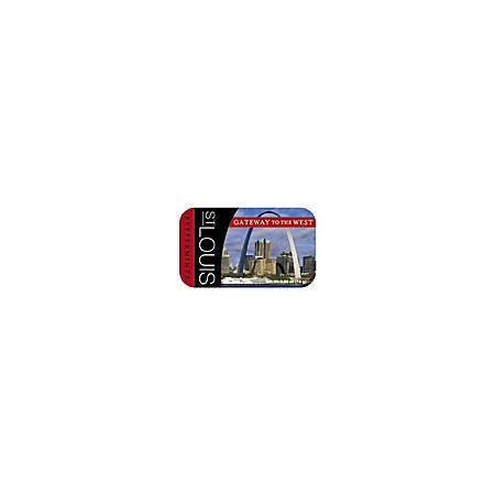 AmuseMints® Destination Mint Candy, St. Louis Gateway, 0.56 Oz, Pack Of 24