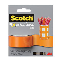Scotch Expressions Tape 34 x 300