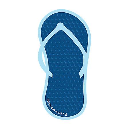 AmuseMints® Mint Candy Flip Flop Tins, Blue, Pack Of 24