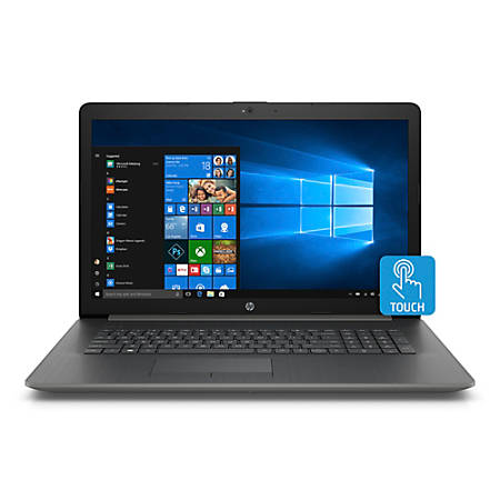 "HP 15-da0030nr Laptop, 15.6"" Touch Screen, 8th Gen Intel® Core™ i5, 8GB Memory, 1TB Hard Drive, Windows® 10 Home"