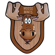 AmuseMints Mint Candy Moose Shape Tins