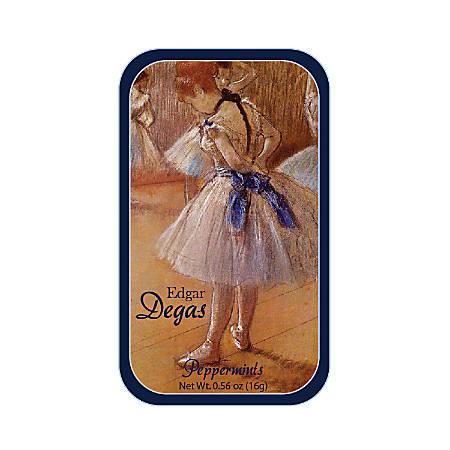 AmuseMints® Sugar-Free Mints, Degas Dancer, 0.56 Oz, Pack Of 24
