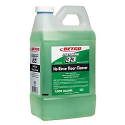 Betco BioActive Solutions No Rinse Floor