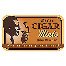 AmuseMints Sugar Free Mints Cigar 056