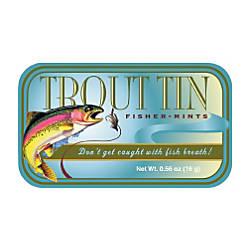 AmuseMints Sugar Free Mints Trout 056