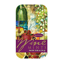 AmuseMints Sugar Free Mints Wine Mints