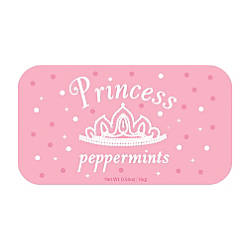 AmuseMints Sugar Free Mints Princess 056
