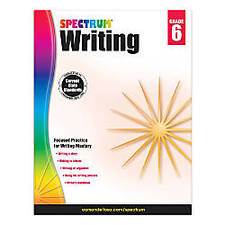 Spectrum Writing Grade 6