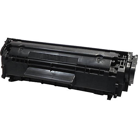 eReplacements 0263B001A-ER New Compatible Toner Cartridge - Alternative for Canon (FX-9, FX-10, 0263B001A) - Black - Laser - 1 Pack