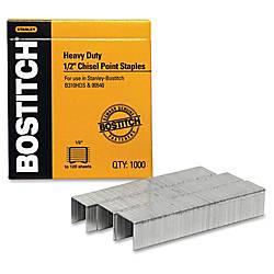 Stanley Bostitch Heavy Duty Premium Staples