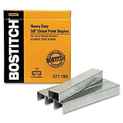 Stanley Bostitch B310HDS 03201 Staples 38