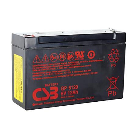 CSB GP Series GP 6120 Battery, B-SLA612