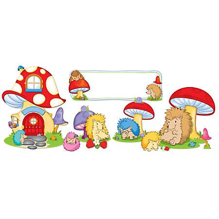Carson-Dellosa Happy Hedgehogs Bulletin Board Set, Multicolor, Grades Pre-K - 8