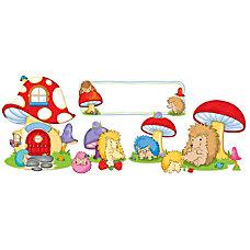 Carson Dellosa Happy Hedgehogs Bulletin Board