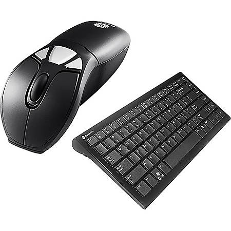 Air Mouse GO Plus and Full-Size Keyboard