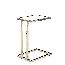 Monarch Specialties Accent Table With Adjustable
