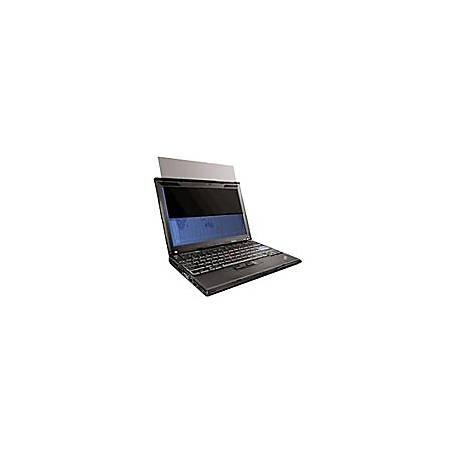 "Lenovo 3M PF11.6W Privacy Screen Filter Black - For 11.6"" Widescreen Netbook - 16:9 - Black"