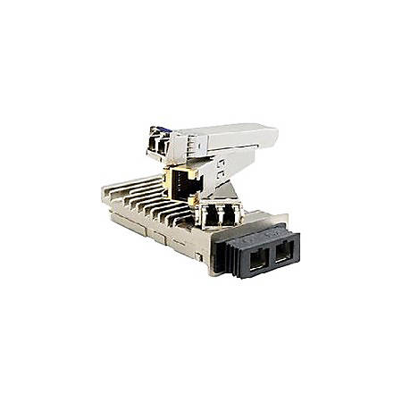 AddOn Alcatel-Lucent SFP-GIG-57CWD60 Compatible TAA Compliant 1000Base-CWDM SFP Transceiver (SMF, 1570nm, 60km, LC) - 100% compatible and guaranteed to work