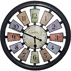 Westclox 36014 Wall Clock Analog Quartz
