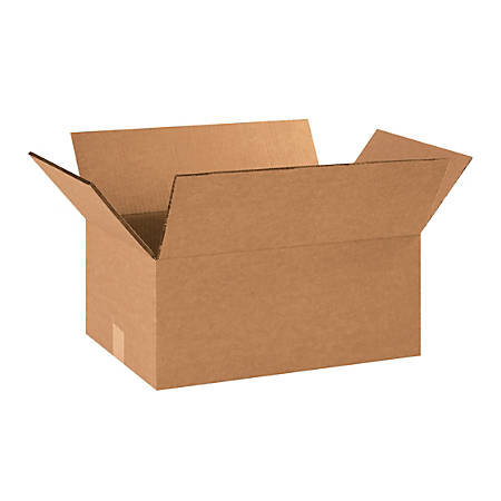 """Office Depot® Brand Double-Wall Heavy-Duty Corrugated Cartons, 18"""" x 12"""" x 8"""", Pack Of 15"""