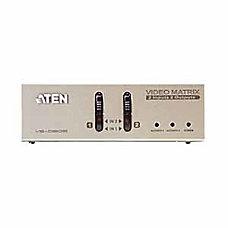 Aten VS0202 2 Port Video Matrix