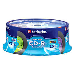 Verbatim CD R 80min 52X with