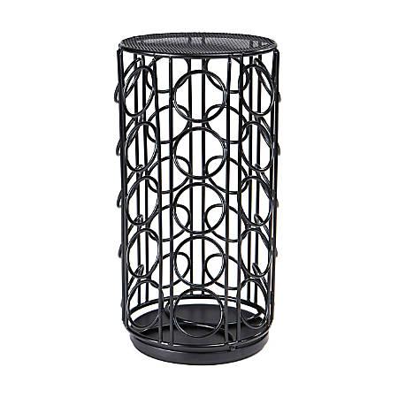 Mind Reader Rotating K-Cup® Pods Carousel, 35 Pod Capacity, Black