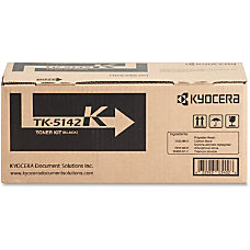 Kyocera TK 5142K Original Toner Cartridge