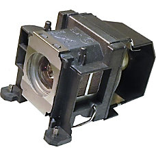 eReplacements ELPLP48 V13H010L48 Replacement Lamp for