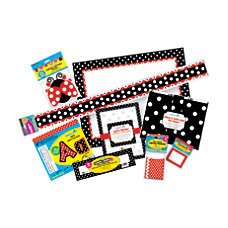 Barker Creek Classroom Decor Set Just