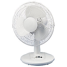 Atlantic Breeze 12 Oscillating Desk Fan