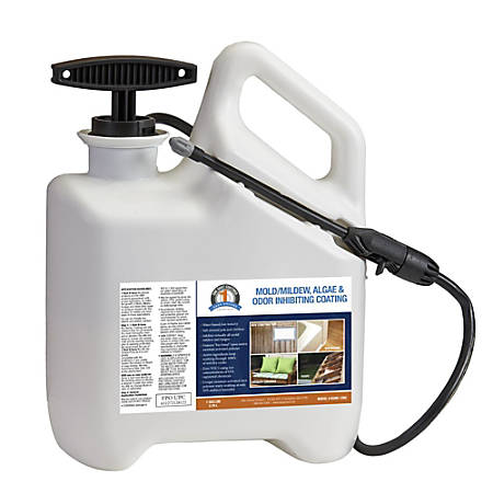 Bare Ground 1 Shot Mold-Inhibiting Liquid, Unscented, 96 Oz